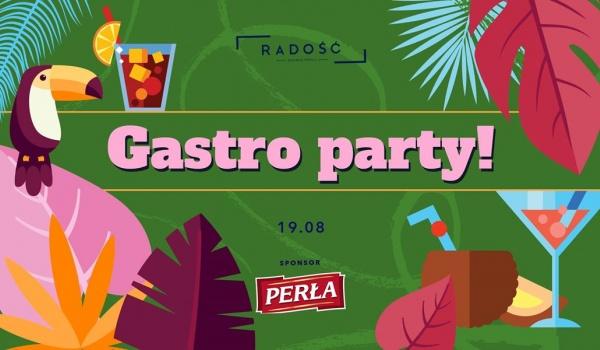Going. | Gastro Party - Radość