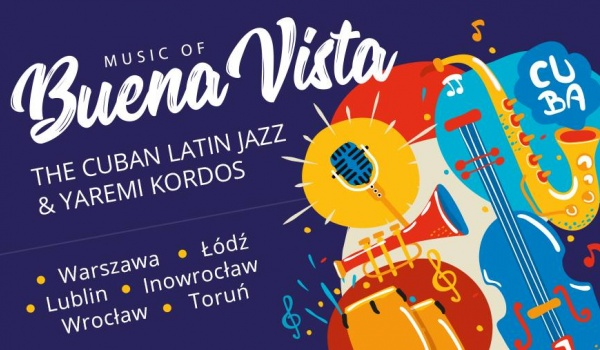 Going. | The Cuban Latin Jazz - Music of Buena Vista - Scenografia
