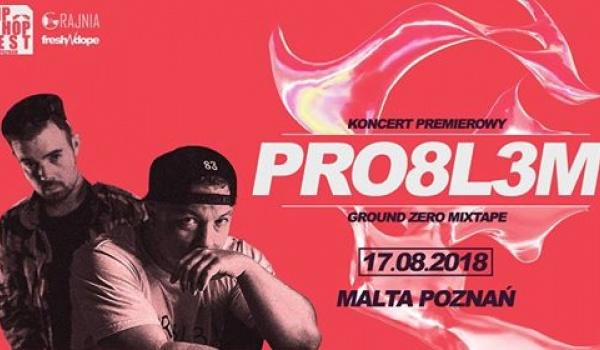 Going. | Pro8l3m / Hip Hop Poznań - Malta Poznań