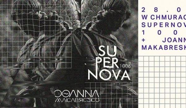 Going. | Supernova 1006 & Joanna Makabresku I Cold wave night - Klubokawiarnia Chmury