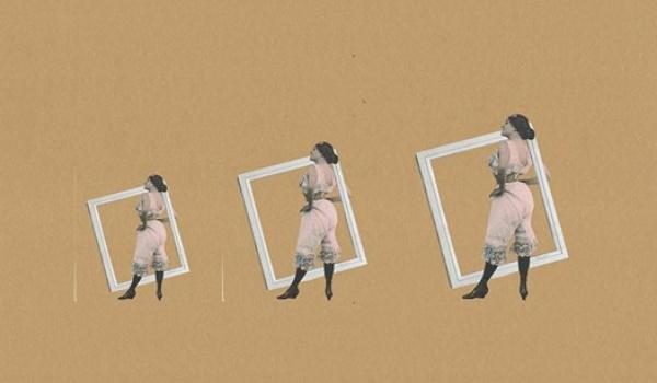 Going. | Wystawa Nieistniejących Obrazów #5 // Zuzanna Krzyżanowska - KontenerART