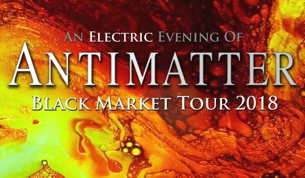 Going. | Antimatter - Black Market Tour 2018 - Protokultura - Klub Sztuki Alternatywnej