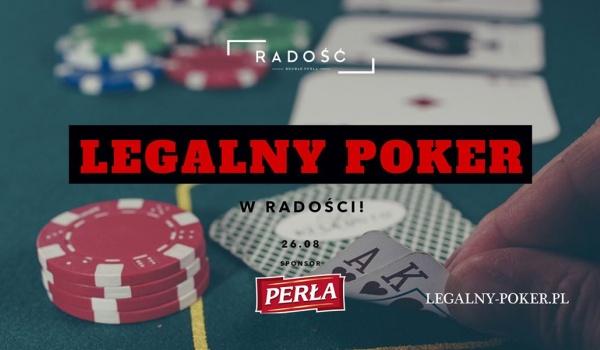 Going. | Legalny POKER x niedzielny relaks! - Radość