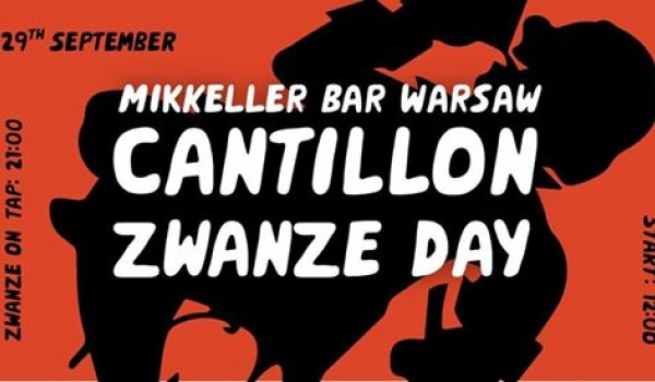 Going. | Cantillon Zwanze Day - Mikkeller