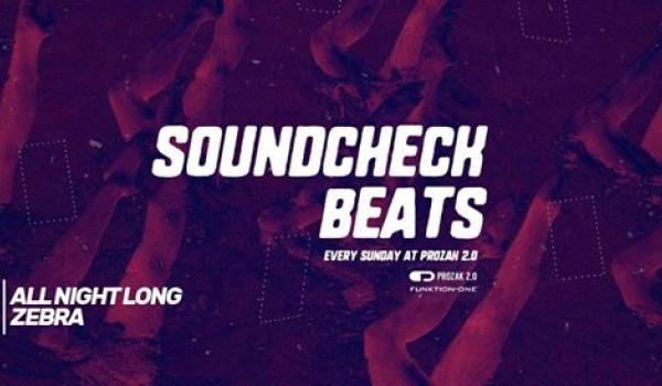 Going. | Soundcheck Beats x Every Sunday - Prozak 2.0