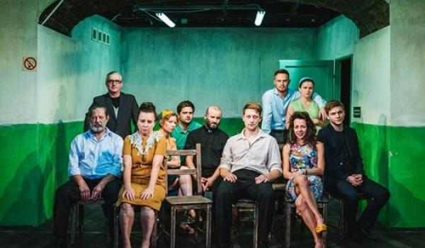 Going. | Gdy przyjdzie sen - pokazy przedpremierowe - Teatr Ludowy - Scena pod Ratuszem
