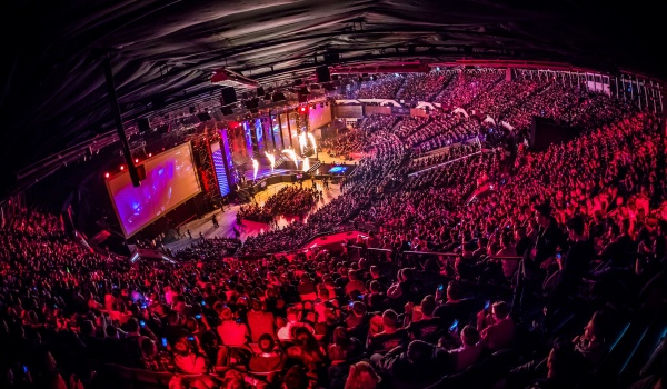 Going. | IEM Katowice 2019 - CSGO - Champions Stage - Spodek