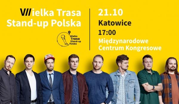 Going. | Wielka Trasa Stand-up Polska w Katowicach - MCK