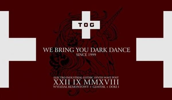 Going. | TOG dark dance - electro, industrial, gothic - Wydział Remontowy