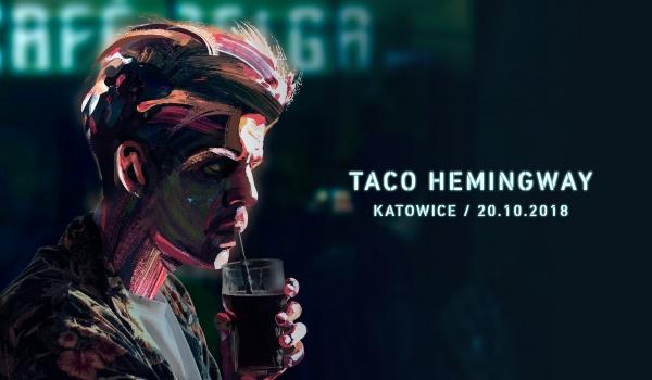 Going. | Taco Hemingway @ MCK - Międzynarodowe Centrum Kongresowe