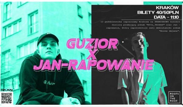 Going. | Guzior x Jan-rapowanie w Krakowie (Koncerty Premierowe) / Sold Out - Klub Studencki Żaczek