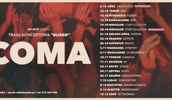 Going.   COMA / Blisko - Sfinks700