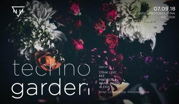 Going. | Techno Garden with OTHK LIVE - Protokultura - Klub Sztuki Alternatywnej