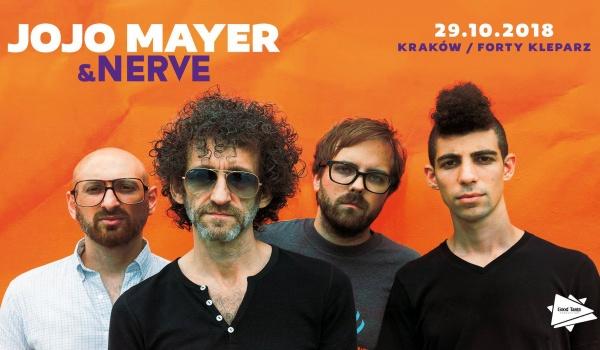 Going. | Jojo Mayer & Nerve - Klub Forty Kleparz
