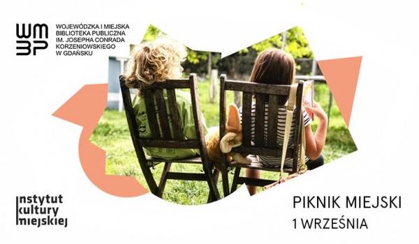 Going. | Piknik Miejski z IKM i WiMBP / Literatura dla dzieci i młodzieży - Gdańsk