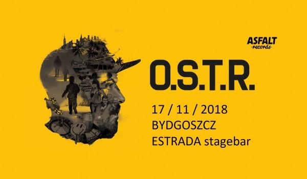 Going. | O.S.T.R. w Bydgoszczy - Estrada Stagebar