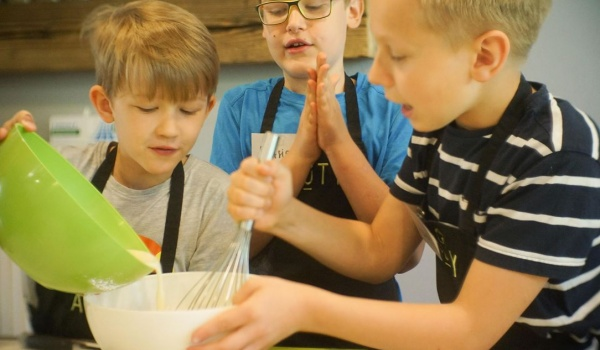 Going. | Nastolatek gotuje! 12-16lat - Atuty Studio Kulinarne