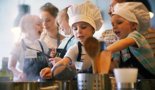 Going. | Maluchy w kuchni – w wieku 4-6 lat - Atuty Studio Kulinarne