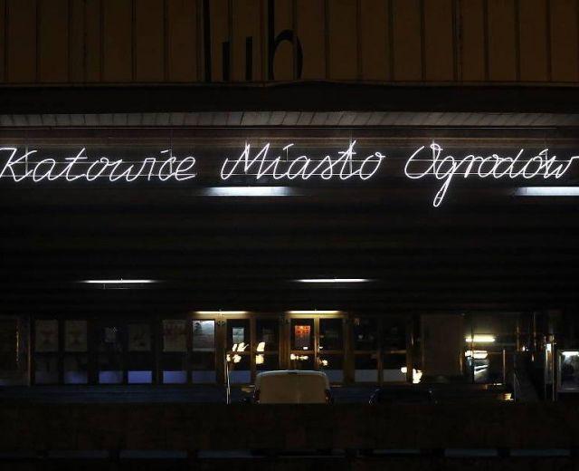 Going. | Katowice Miasto Ogrodów