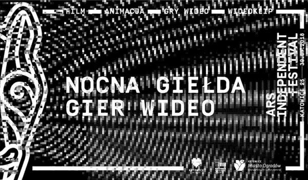 Going.   Nocna Giełda Gier Wideo / Ars Independent 2018 - Ars Independent