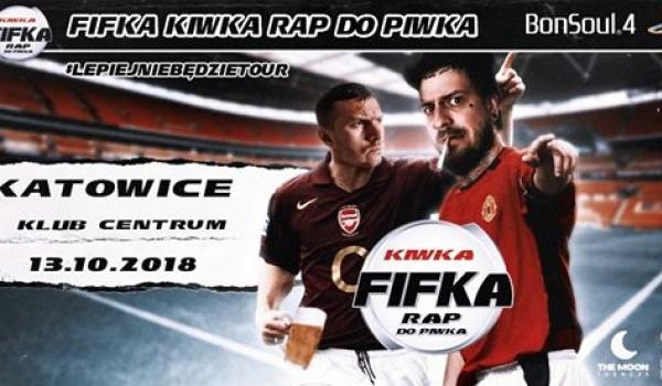 Going. | BonSoul - Lepiej Nie Będzie Tour / Katowice - Klub Centrum - Katowice