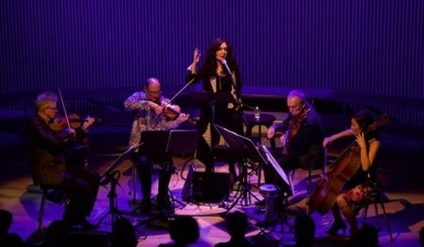 Going. | Muzyka świata / Kronos Quartet & Mahsa Vahdat - Narodowe Forum Muzyki