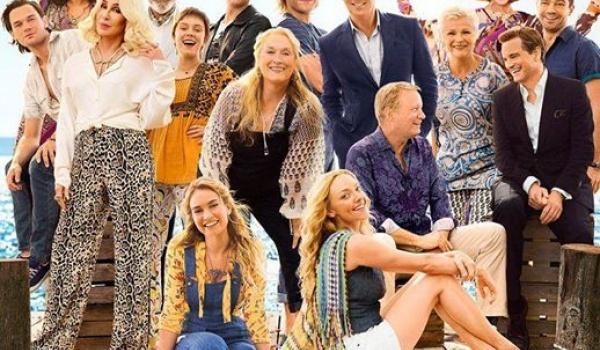 "Going. | KINO KĘPA: ""Mamma Mia: Here We Go Again! - PROM Kultury Saska Kępa"