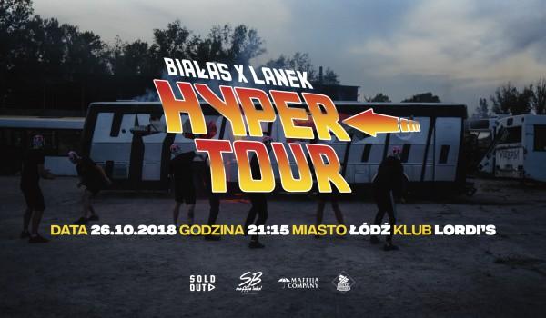 Going. | BIAŁAS x LANEK w Łodzi / Koncert premierowy - Lordi's Club & FooFoo Bar