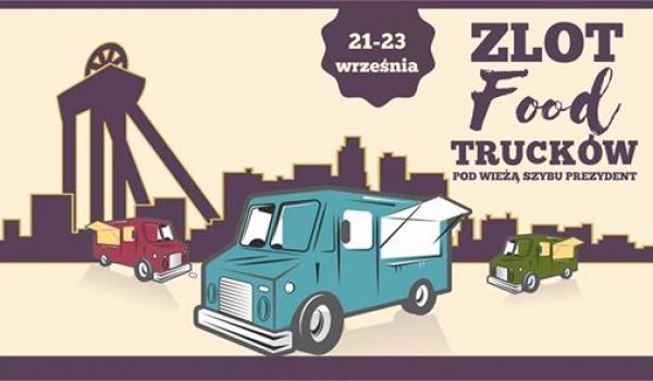 Going.   Food Trucki w Chorzowie - Sztygarka
