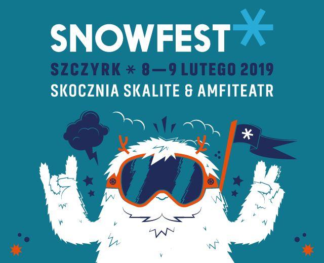 Going. | Drugie ogłoszenie SnowFest Festival 2019