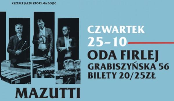 Going. | Mazutti [PL] @ Firlej / Wrocław - Klub Firlej