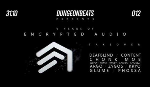 Going. | Dungeon Beats 012: Encrypted Audio Takeover - Projekt LAB