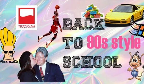 Going. | 90s style: back to school - impreza - Cafe Szafe