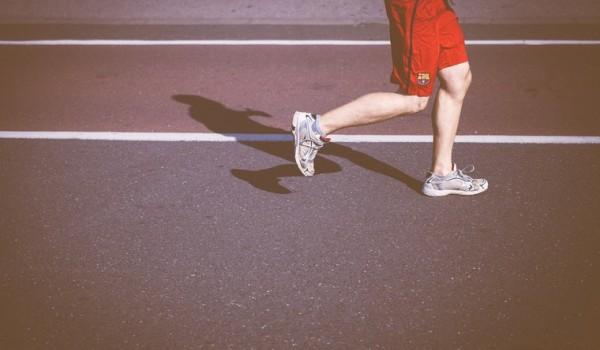 Going. | UBiegamy sie o Zdrowie2 #OnkologiaNaCeglanej - Dolina 3 Stawów