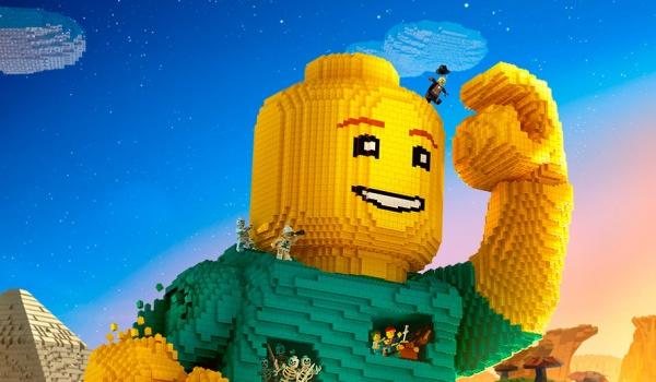 Going.   Wystawa budowli z klocków Lego - Netto Arena