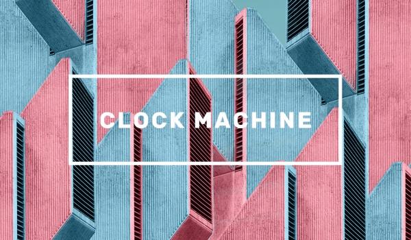 Going. | Clock Machine / Kraków / Klub Studio - Klub Studio