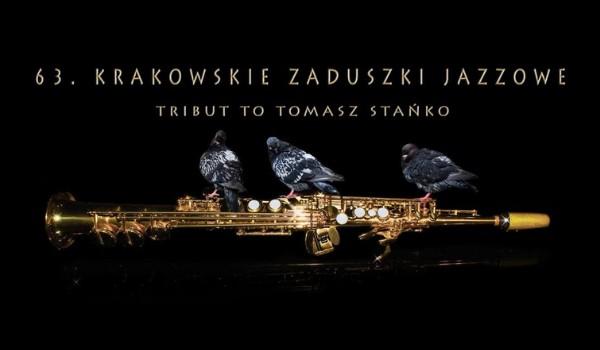 Going. | 63. Krakowskie Zaduszki Jazzowe - Stanisław Słowiński Quintet / China Moses - Nowohuckie Centrum Kultury