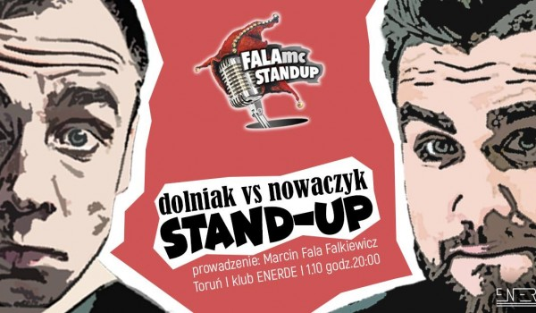 Going. | Stand-up'owa Fala w Klubie NRD // Dolniak vs Nowaczyk - NRD Klub
