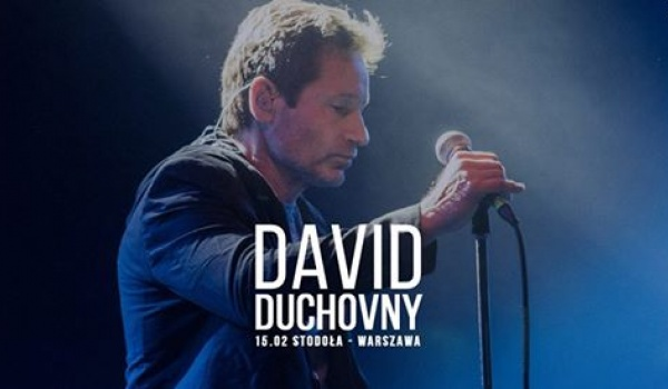 Going. | David Duchovny - Klub Stodoła