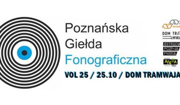Going. | Poznańska Giełda Fonograficzna vol.XXV / 20.10 / Dom Tramwajarza - Dom Tramwajarza