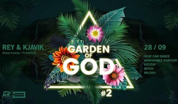 Going. | Garden of God #2: Rey & Kjavik (rkjvk) - Schron