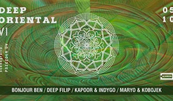 Going. | Deep Oriental #VI - Schron