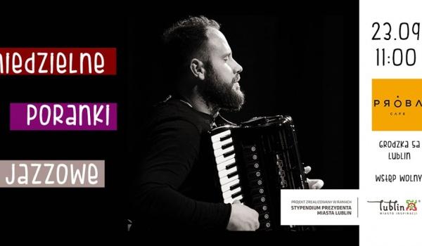 Going. | Niedzielne Poranki Jazzowe - Marek Tarnowski - Próba Cafe