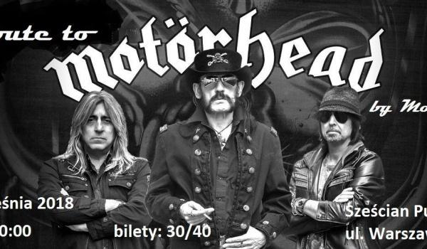 Going. | Tribute to Motörhead by Motörłeb - 6-Ścian PUB Sześcian
