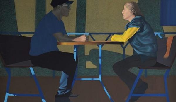 Going. | Wernisaż wystawy Dariusza Milczarka - Poczekalnie - Galeria Wspólna