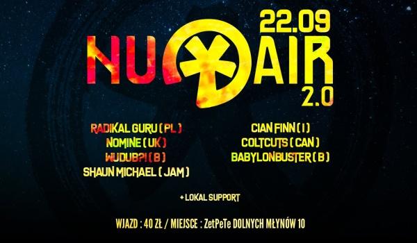 Going.   NUOAir2.0 Cian Finn / Coltcuts / Nomine / Radikal Guru / Wudub?! - Zet Pe Te