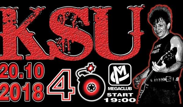 Going. | KSU 40-lecie - MegaClub