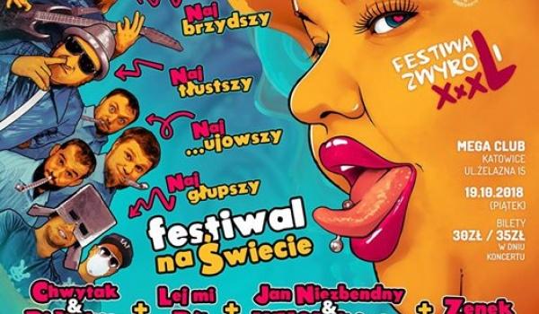 Going.   Festiwal Zwyroli XXXL - MegaClub