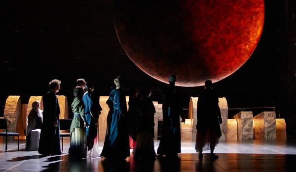 Going. | Czarodziejski flet - Teatr Wielki im. Stanisława Moniuszki