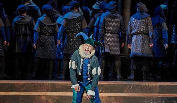 Going. | Rigoletto - Teatr Wielki im. Stanisława Moniuszki